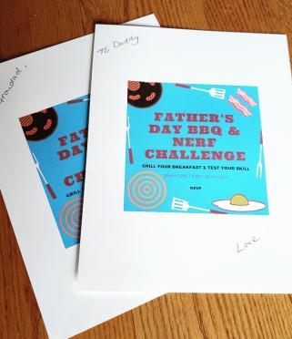 Nerf Upcycle Challenge invites