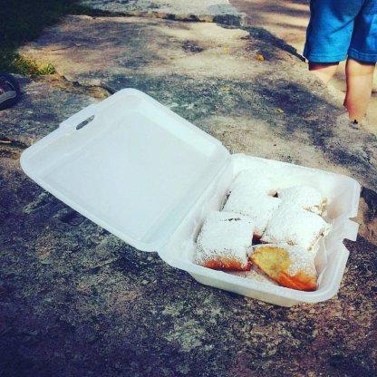 donuts farmers market