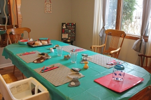 puppy birthday party decorations